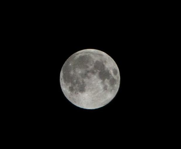 Fotografija lune