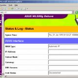 Star vmesnik Asus WL-500G Deluxe