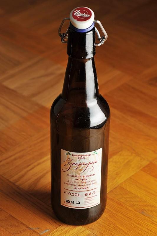Zadnjica steklenice