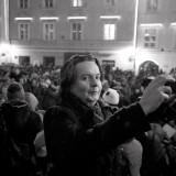 Protestirajo tudi selebritiji - Andrej Košak